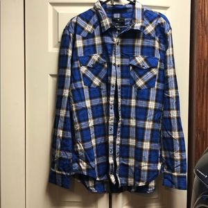 American Eagle NEW button up shirt